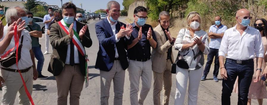 Riapertura della SP15 a Piazza Armerina – I comunicati dell'On. Lantieri, dell'assessore Falcone e del Libero Consorzio