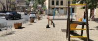 Piazza Armerina – Protestano le mamme, al quartiere Canali spazio giochi quasi inutilizzabile.