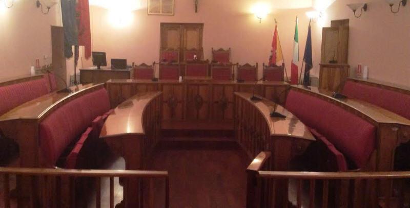 Troina, Convocato per giovedì 27 agosto, alle ore 18.30, nell'aula consiliare del palazzo municipale il consiglio comunale