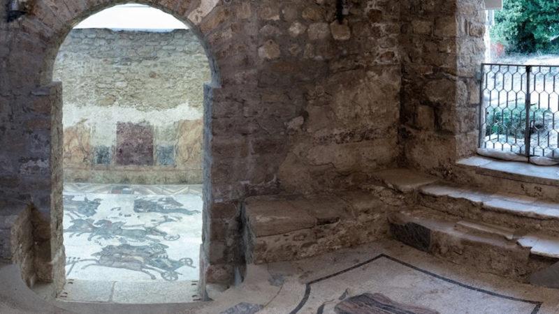 Piazza Armerina,turismo: un buon risultato della Villa romana del Casale nel fine settimana del Ferragosto.