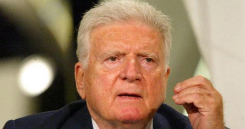 È morto Sergio Zavoli, il giornalista aveva 96 anni