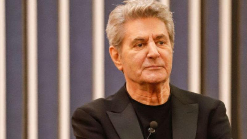 GFVIP: Fausto Leali rischia l'espulsione per le sue frasi su Mussolini