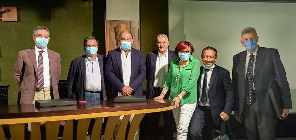 L'Oasi di Troina, L'Asp e Aima di enna sottoscrivono un protocollo d'intesa sull'alzhemier