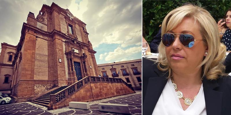[VIDEO] L'On. Luisa Lantieri: la ristrutturazione della Cattedrale anche una promessa alla Madonna