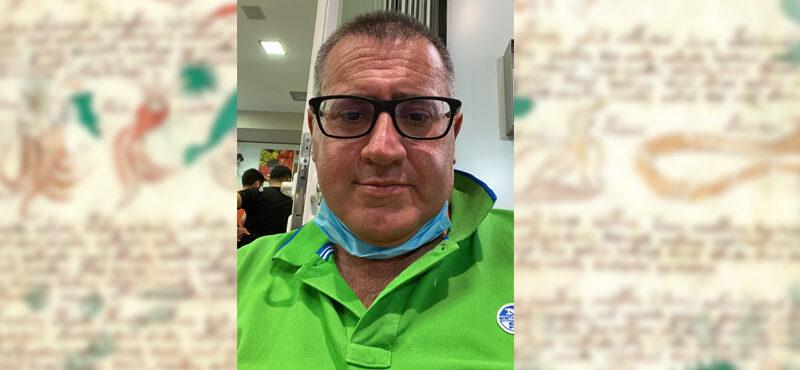 """Un altro successo per Mario Antonio Pagaria: secondo posto al premio internazionale """"Io Esisto"""""""