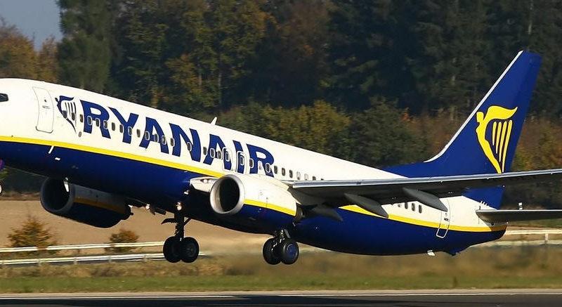 Trasporto aereo: La Ryanair annuncia più voli da Catania per il nord Italia.