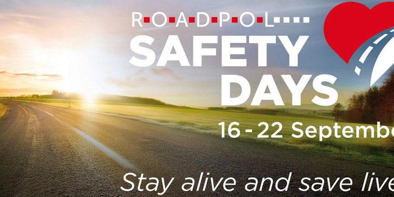 """La Polizia di Stato di Enna lancia la campagna ROADPOL """"SAFETY DAYS"""""""