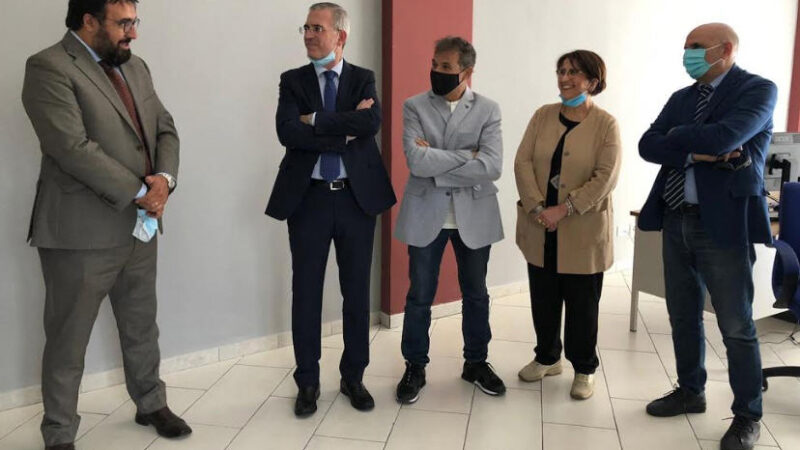Urega Enna, Falcone in visita per l'insediamento del nuovo presidente Occhipinti