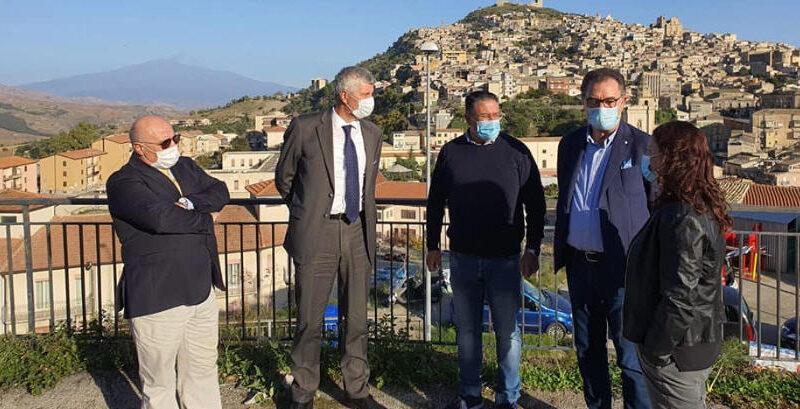 """Enna : Udc Maggio """"Soddisfazione per visita sul territorio ennese dell' Assessore Pierobon"""""""