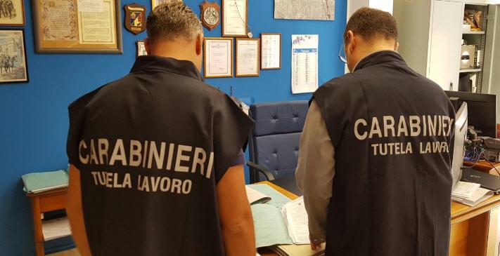 Piazza Armerina-  Bliz dei carabinieri: sospesa l'attività di un ristorante