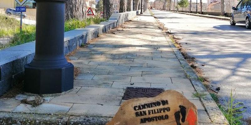 Aidone – Il cammino di San Filippo inserito nell'atlante dei cammini religiosi