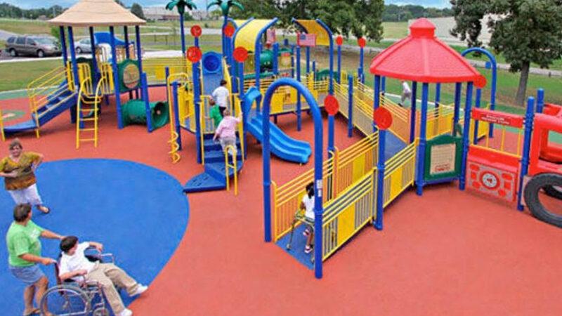 Troina – Finanziata  dalla regione la realizzazione di un parco giochi inclusivo