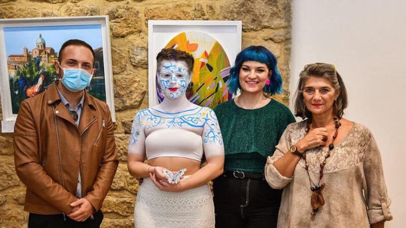 """Organizzato dal Rotaract Club Piazza Armerina un appuntamento dedicato al """"face painting"""""""