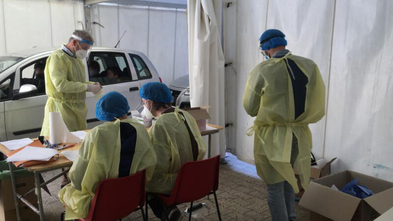 Screening popolazione scolastica nella città di Enna