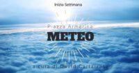 Meteo Piazza Armerina – Inizio settimana con temperature primaverili