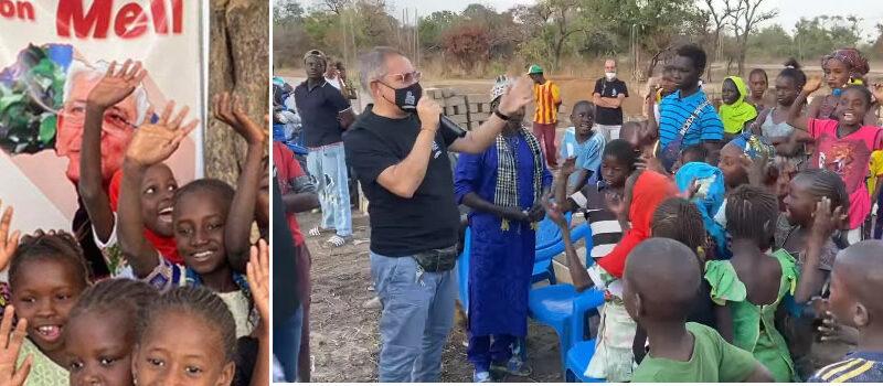 Velingara, Senegal: un oratorio per mille bambini. Il piazzese Agostino Sella impegnato in un'altra grande opera di solidarietà