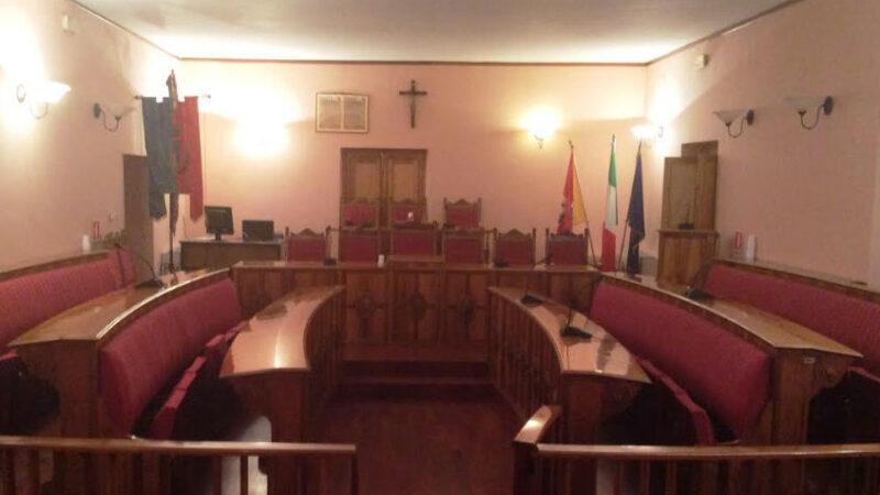 Troina – Convocato il consiglio comunale