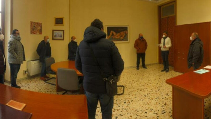 CNA – #Aprire si può. La ristorazione incontra i Sindaci di Enna e Piazza Armerina per chiedere aperture e aiuti