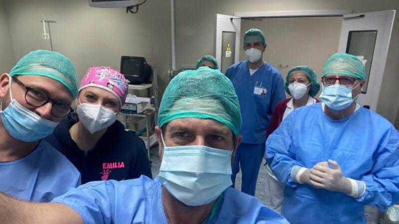 ASP Enna. Ripresa l'attività chirurgica all'Ospedale di Leonforte