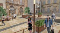 Piazza Armerina – Della  piazza Garibaldi se ne parlerà in consiglio comunale lunedì prossimo