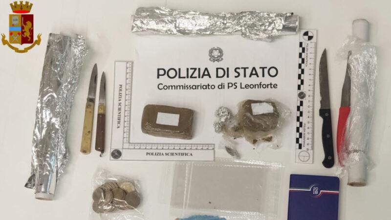 Leonforte – Arrestato per droga, aveva organizzato lo spaccio all'interno di una abitazione