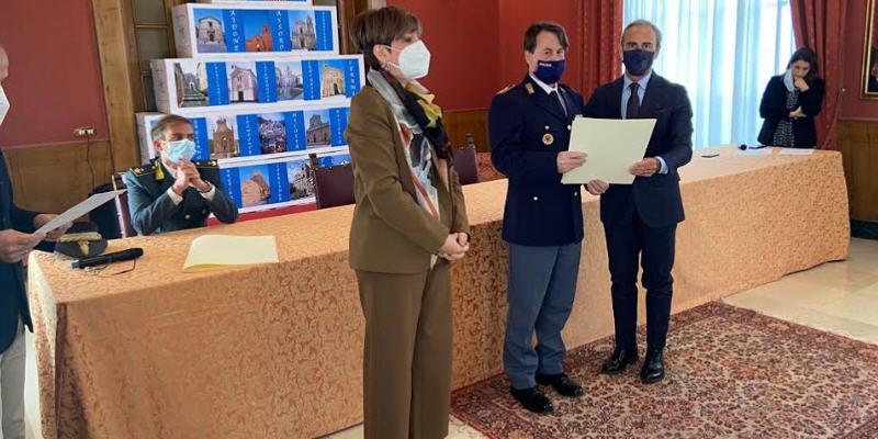 Anche il piazzese Marco La Malfa tra i destinatari dei riconoscimenti onorifici consegnati dalla Prefettura