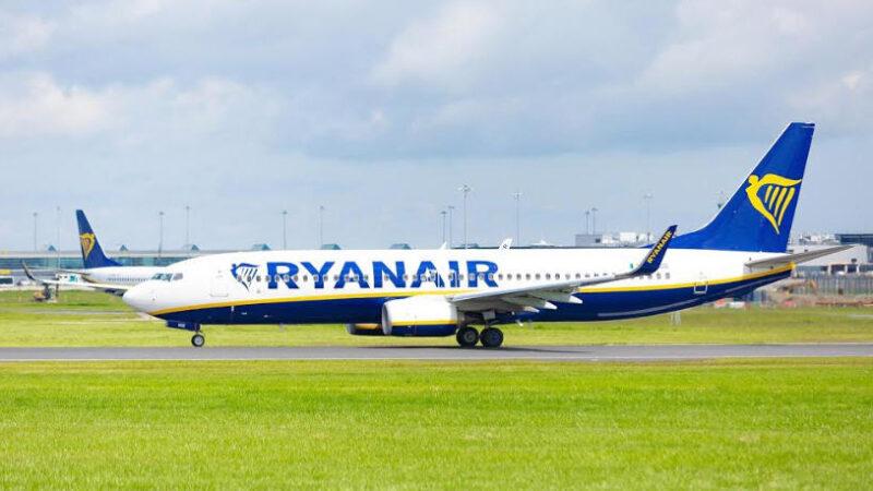 Ryanair lancia la nuova rotta Catania-Sofia per l'estate 2021