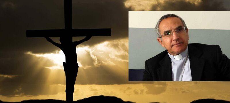 """Il messaggio del Vescovo Rosario alla Diocesi  """"È tempo di fare Pasqua"""", scrive mons. Gisana"""