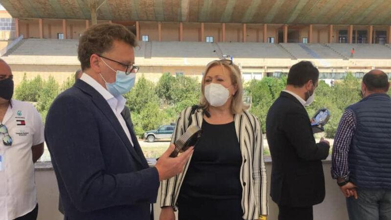 L'on. Luisa Lantieri ottiene un riconoscimento per il suo impegno a favore dell'autodromo di Pergusa