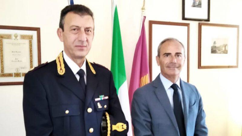 Enna – In pensione il dr. Giuseppe Luigi Anzalone, Capo di Gabinetto della Questura di Enna
