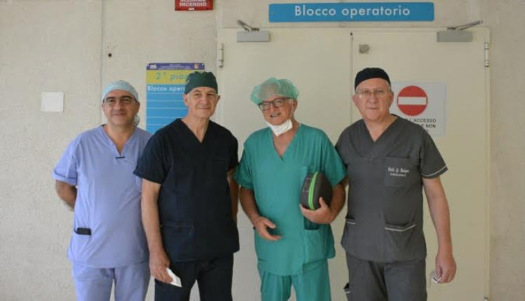 ASP Enna. Il prof. Giorgio Giannone alla guida dell'aggiornamento sul campo in Urologia e Chirurgia
