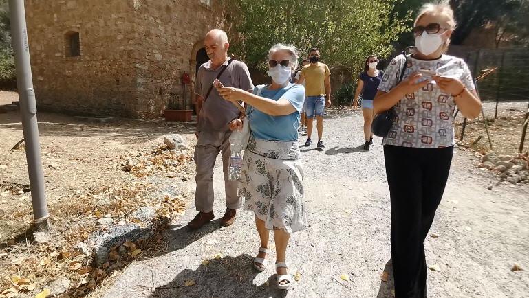 [VIDEO] Operatori commerciali della Villa romana del Casale ancora una volta penalizzati. Interviene l'On. Luisa Lantieri