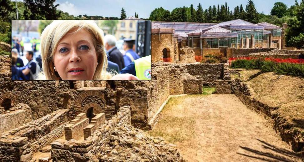L'on. Luisa Lantieri: proteggere il sito archeologico di contrada Cuticchi (Assoro)