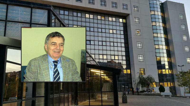 ASP Enna. Si è insediato questa mattina il Commissario Straordinario dott. Antonino Salina