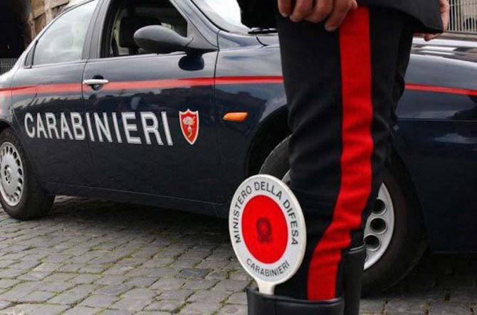 Nicosia – Fornisce false generalità ai carabinieri: arrestato