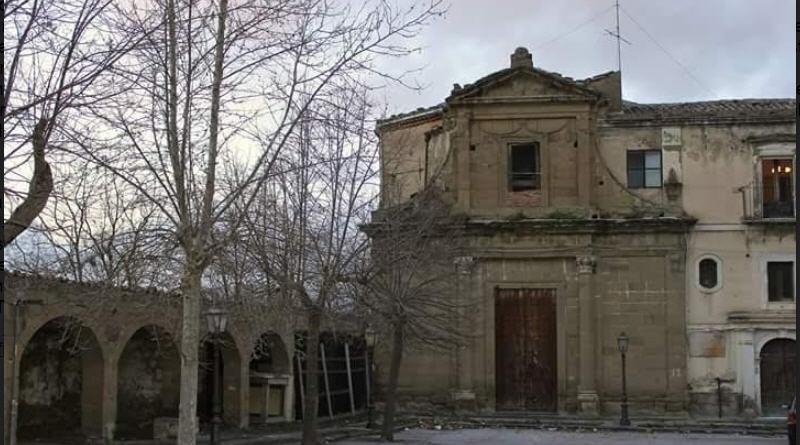 Troina – Chiesto finanziamento di 5 milioni di euro per l'ex convento di Sant'Agostino