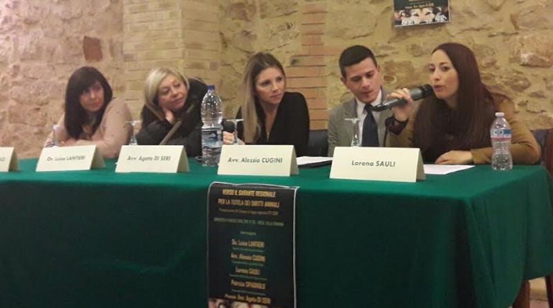 Legge regionale a firma Luisa Lantieri: un garante per risolvere i problemi del randagismo