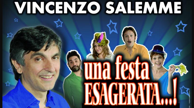 """Al Cine-teatro Garibaldi fino al 30 """"UNA FESTA ESAGERATA"""""""