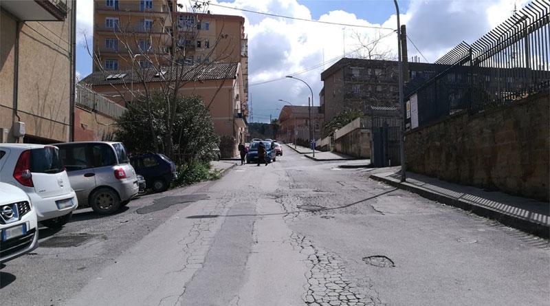 Questo tratto di strada vale 15.000 euro per il comune di Piazza Armerina