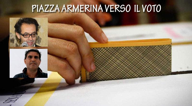PIAZZA ARMERINA, ELEZIONI: TUDISCO ALLE PRESE CON IL PROGRAMMA, CURCURACI E MATTIA CI RIPROVANO
