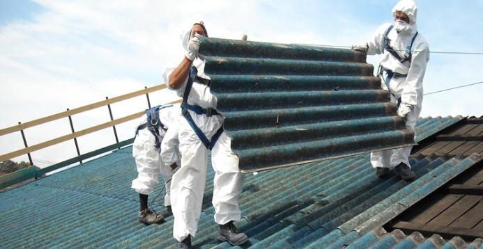 Enna – Sicurezza ambientale, bonifica dall'amianto del centro Fieristico ENCANA