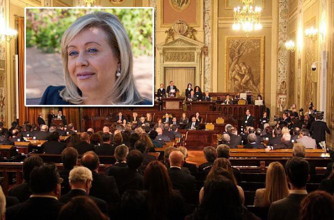 Palermo – L'intervento dell'On. Luisa Lantieri contro il trasferimento degli uffici della motorizzazione ennesi