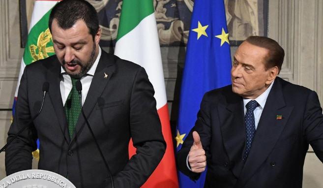 Berlusconi non cambia