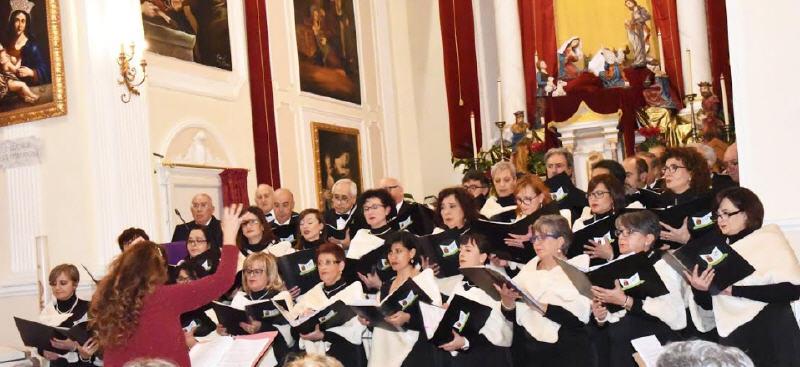 Appuntamenti di prestigio per il Coro Lirico Sinfonico Città di Enna a Todi e Assisi