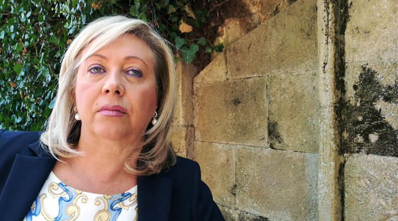 Il deputato regionale Luisa Lantieri a sostegno della candidatura di Mauro Di Carlo
