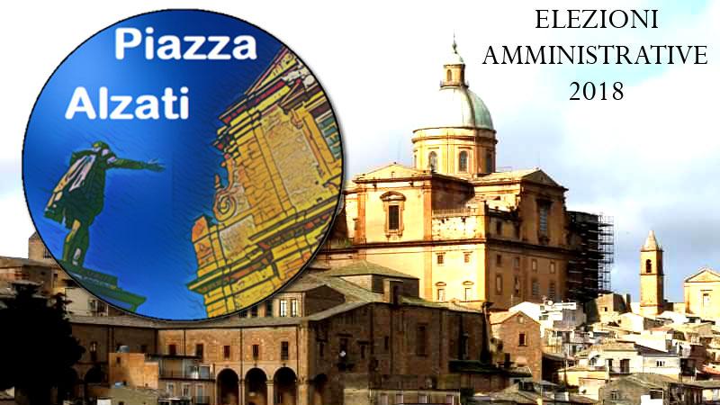 """Piazza Armerina – Elezioni 2018.  La lista """"Piazza Alzati"""" si presenta"""