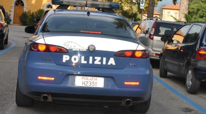 Aidone: denunciato dalla Polizia di Stato un  cittadino  per spaccio di sostanza stupefacente e resistenza a pubblico ufficiale