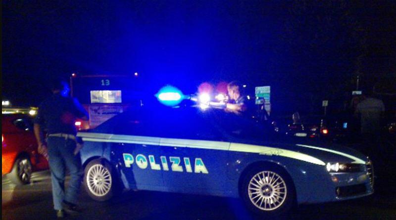 Piazza Armerina – La polizia blocca auto senza targa con quattro rumeni a bordo