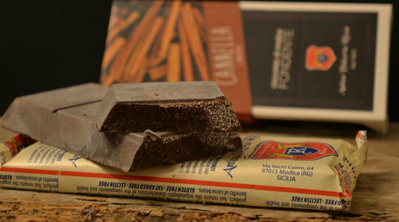 L'Igp al cioccolato di Modica: ufficiale il riconoscimento al prodotto di eccellenza