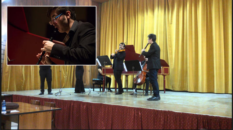 Ancora soddisfazioni per il musicista piazzese Giuseppe Falciglia